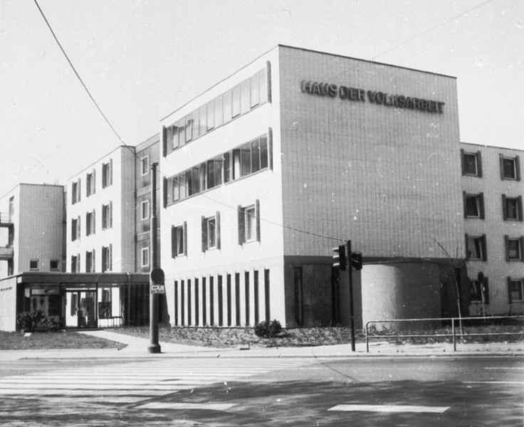 Bilder 1950 1959 - Haus der fliesen frankfurt ...