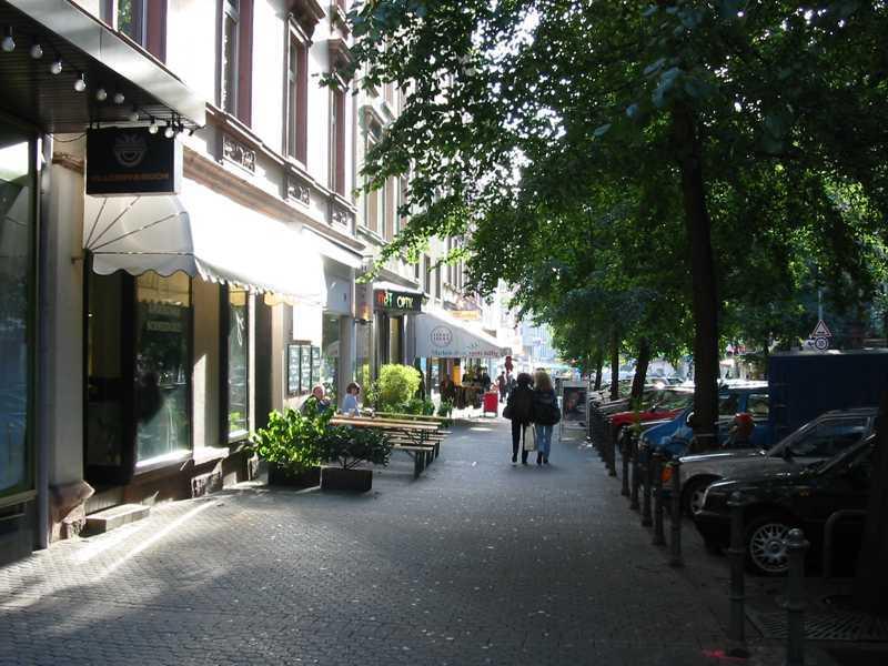 Italiener Berger Straße