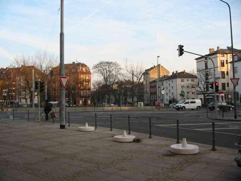 Singler på Fried Platz
